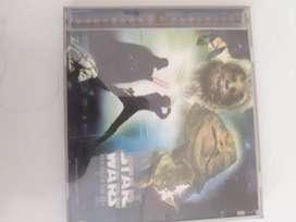 VCD Star Wars Return of Jedi