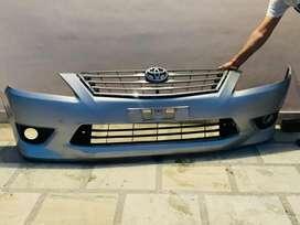Innova Bumper company fitted 2013