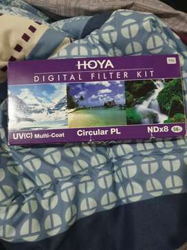 Hoya Digital Filter Kit (Never Used). Filter Kamera