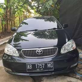 Toyota corolla Altis manual plat  AB siap pake