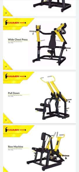 Gym Equipments Services Provider