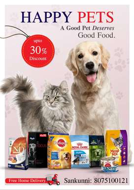 Happy Pets - Pet foods at affordable prices
