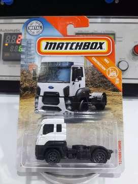 Matchbox mbx 13 ford cargo bukan hotwheel hot wheels