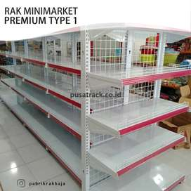 Rak Toko Minimarket | Rak Toko Murah Kualitas Premium