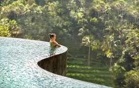 Rp.700 m Ubud 5 star boutique resort Mr. Agu