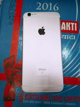 I phone 6s plus very good condition 6 inch display