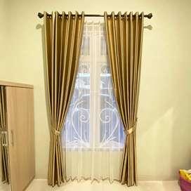 Gorden Gordyn Curtain Korden Hordeng Blinds Wallpaper 2155bd8ej4n