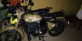 350, Signals Storm Rider, only 5 months.