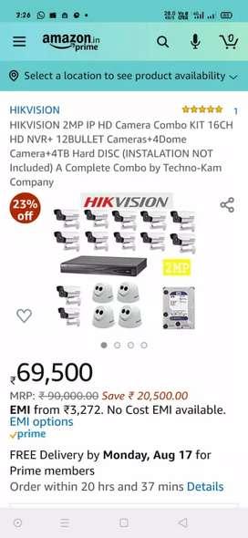 All cctv camera