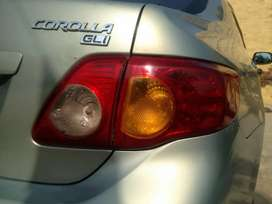 Toyota corolla GLI 2010 model condition new