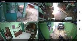 Paket Hemat CCTV Rumah Dan Kios