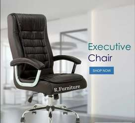 Executive office chair - Contact us for office tables sofa chairs etc