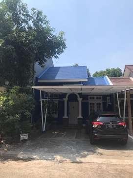 Rumah Minimalis Disewakan di Kota Wisata Cibubur