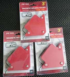 "Siku Magnet Las JW 3""  / Welding Magnet JW 25 LBS 12.5kg"
