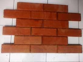 Bata tempel dinding
