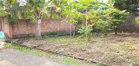 Dijual tanah Kavling 191M² di Sindangbarang Bogor Kota