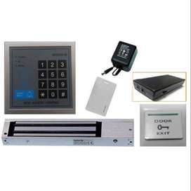 Paket Access Door - RFID Access Control - Door Lock Electric Strike Lo