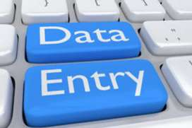 Part time/Full time both available in office(HR Payal)(Data entry)