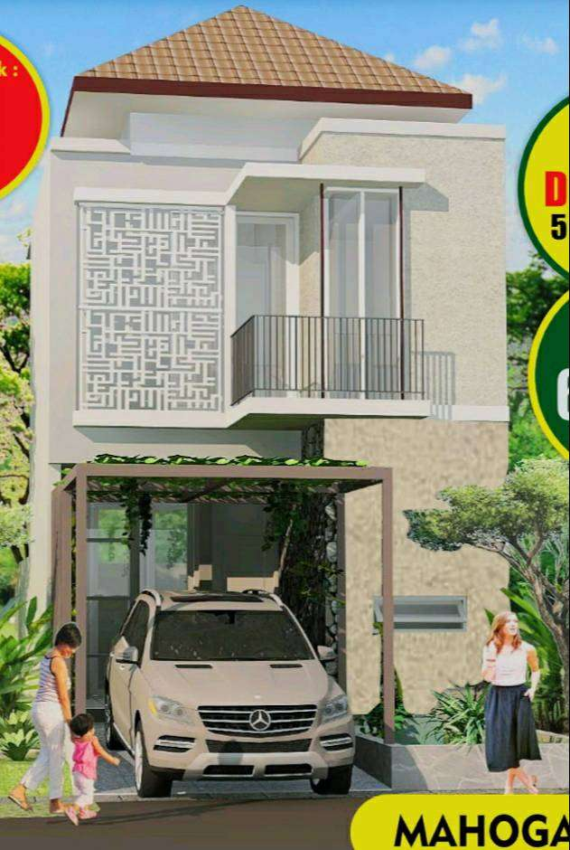 perumahan kencana green residence