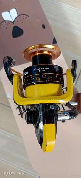Reel casting HD7000