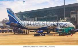 Location,nearby airports  Indigo Airlines - Airport Job - Ground Satff