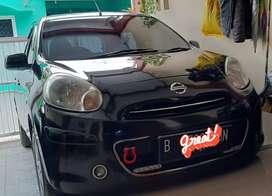Nissan March 1.2 AT 2011 Keren