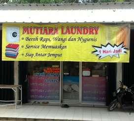 Dijual usaha laundry / Take Over