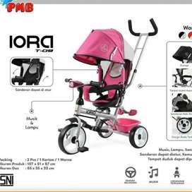 Sepeda stroller anak.. Free ongkir Balikpapan.. COD
