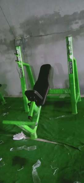 Indian fitness gym manufacturing