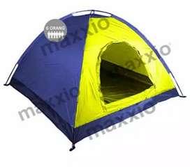 Tenda kemping 6P