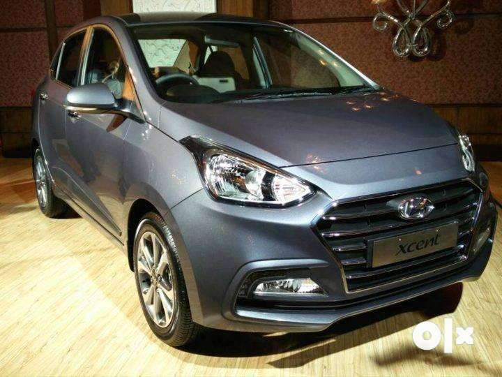 Hyundai Xcent Base 1.2, 2019, CNG & Hybrids 0