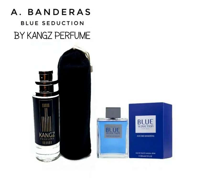 Parfum A.banderas Blue Seduction / Parfum Pria berkualitas 0