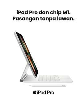 Kredit Homecredit Ipad Pro M1 256gb Wifi Only