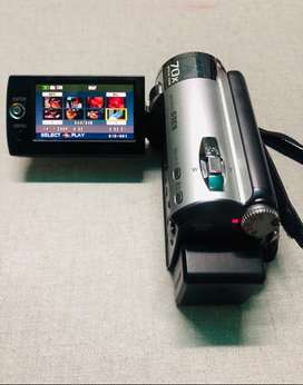 Panasonic handycam with hard disc