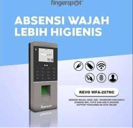 Mesin absensi Revo WFA 207 NC