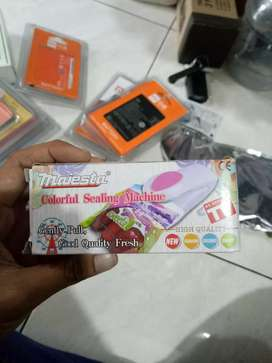 Hand sealer perekat plastik maiesta pakai baterai newya jantungacc