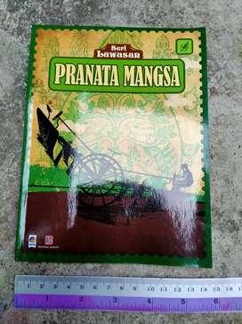 Buku seri lawasan Pranata Mangsa