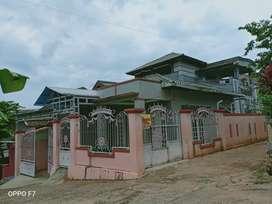 Rumah tinggal Hunian asri