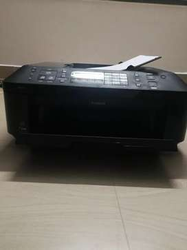 3in1 Printer, Scanner and Fax machine Canon MX410