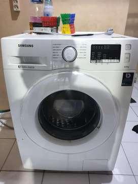 Mesin Cuci Samsung Front Loading 8kg INVERTER kondisi masi BAGUS