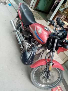 Honda deluxe for sale