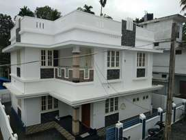 3 bhk 1400 sqft 3.5 cent new build house at varapuzha town near