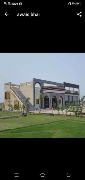 10 Marla Plot for sale in Lahore Motorway City