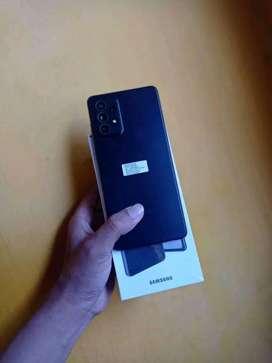 Samsung A72 ram 8/128 fullset