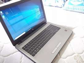 HP gaming laptop. 8GB ram and 2 gb graphics