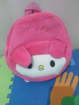 tas anak pink lucu