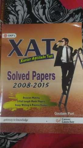 XAT Xavier Aptitude test