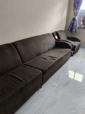 8 seater Sofa set with China Handle