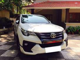 Toyota Fortuner 4x2 Automatic, 2017