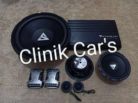 Audio mobil paket 2way full set by Stealth ^_^